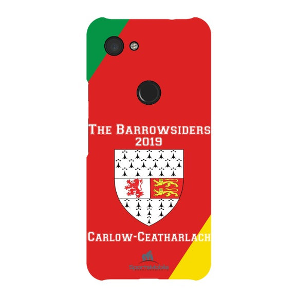 Carlow Retro - Google Pixel 3A Snap Case In Gloss