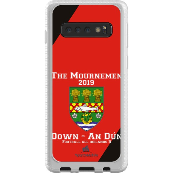Down Retro - Samsung Galaxy S10 JIC Case Type A