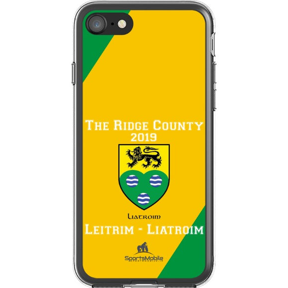 Leitrim Retro - iPhone 8 JIC Case Type B