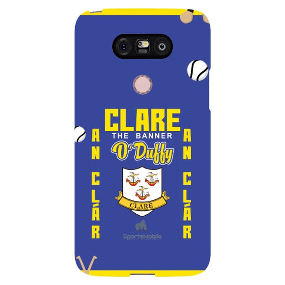 Clare O'Duffy - LG G5 Snap Case In Gloss