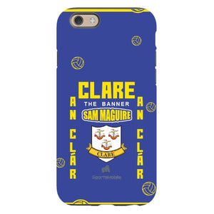 Clare Sam Maguire - iPhone 6 Tough Case Matte