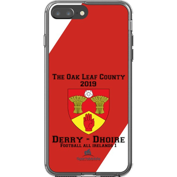 Derry Retro - iPhone 8 Plus JIC Case Type B