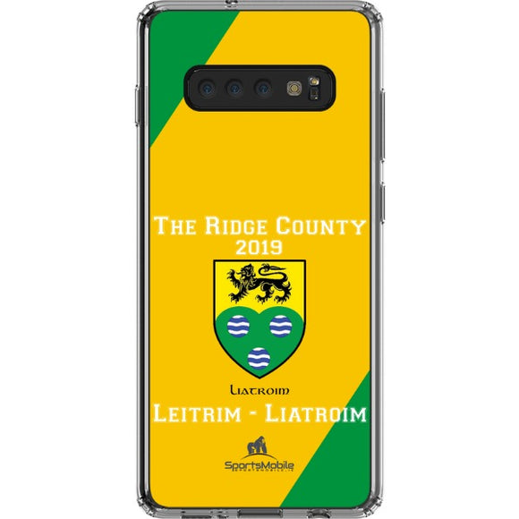 Leitrim Retro - Samsung Galaxy S10 Plus JIC Case Type B