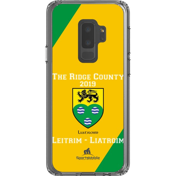 Leitrim Retro - Samsung Galaxy S9 Plus JIC Case Type B