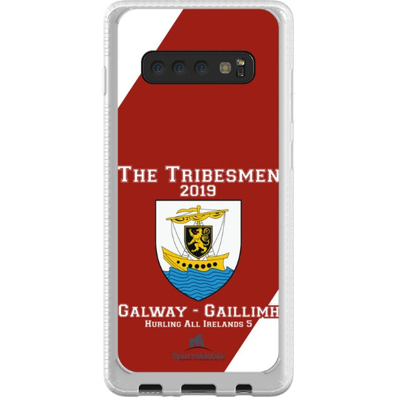 Galway Retro V1 - Samsung Galaxy S10 Plus JIC Case Type A