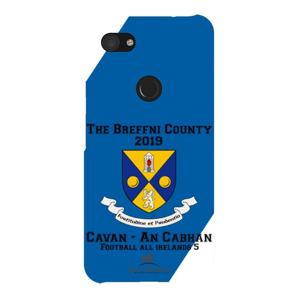 Cavan Retro - Google Pixel 3AXL Snap Case In Gloss