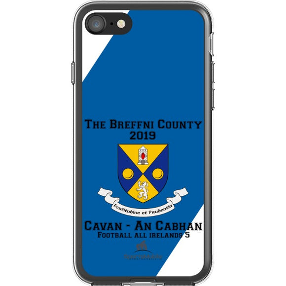 Cavan Retro - iPhone 8 JIC Case Type B
