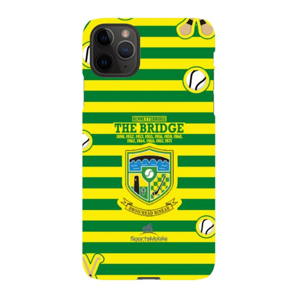 Bennettsbridge - iPhone 11 Pro Max Snap Case in Gloss