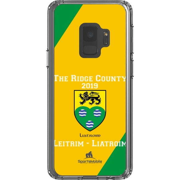 Leitrim Retro - Samsung Galaxy S9 JIC Case Type B