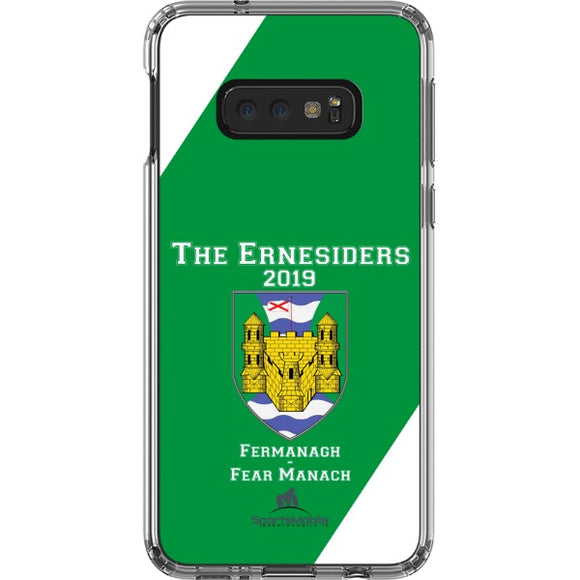 Fermanagh Retro - Samsung Galaxy S10e JIC Case Type B