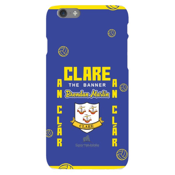 Clare Brendan Martin - iPhone 6S Snap Case in Gloss