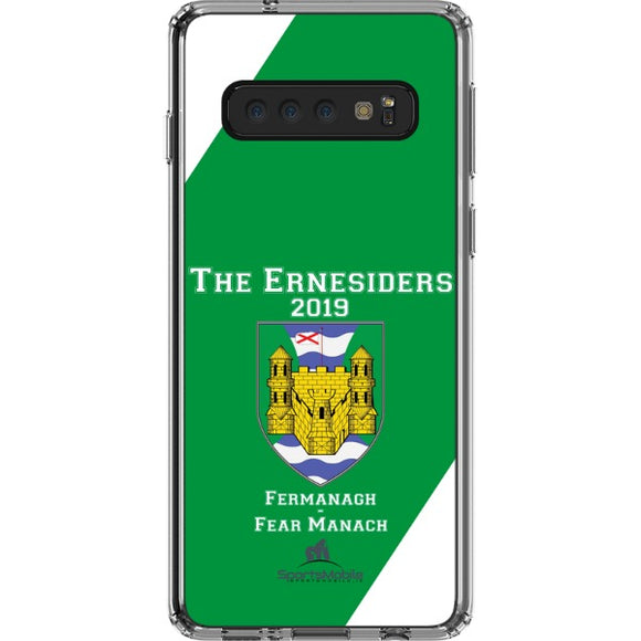 Fermanagh Retro - Samsung Galaxy S10 JIC Case Type B