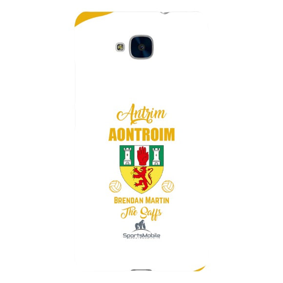 Antrim Brendan Martin - Huawei Honor 5C Snap Case In Gloss