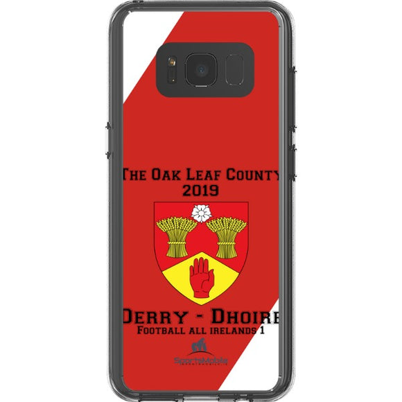 Derry Retro - Samsung Galaxy S8 JIC Case Type B