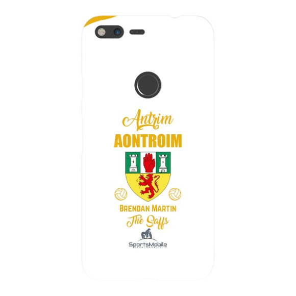 Antrim Brendan Martin - Google Pixel XL Snap Case In Gloss