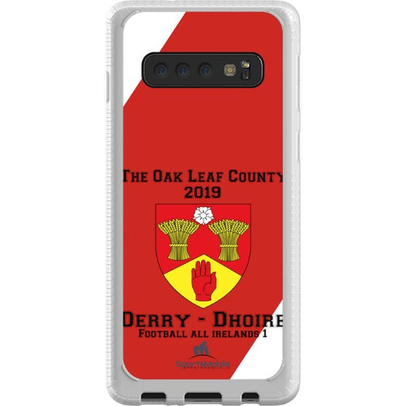Derry Retro - Samsung Galaxy S10 JIC Case Type A