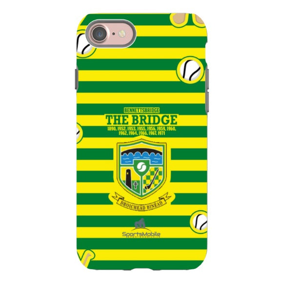 Bennettsbridge - iPhone 8 Tough Case In Matte