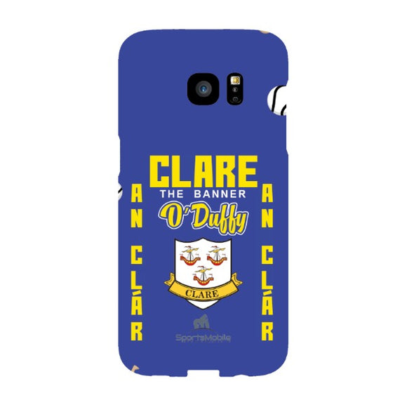 Clare O'Duffy - Samsung Galaxy 7 Edge Snap In Gloss