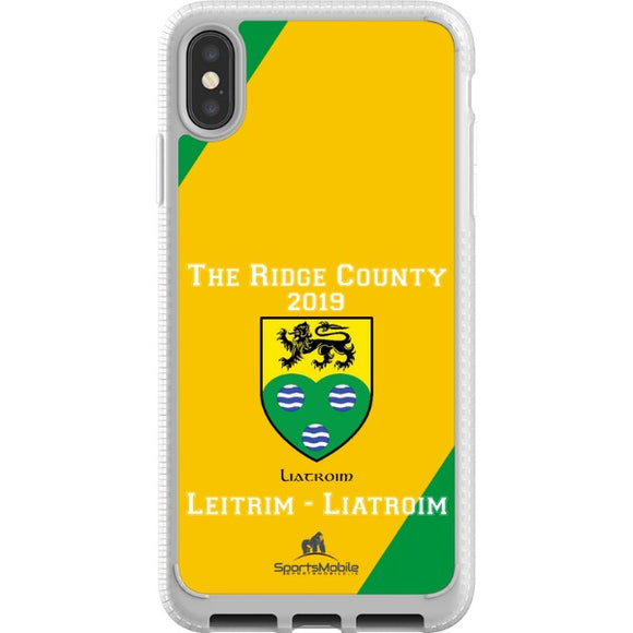 Leitrim Retro - iPhone XS Max JIC Case Type A