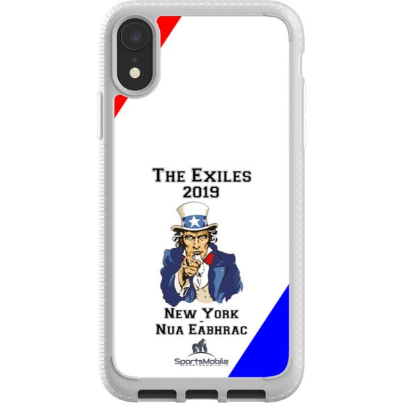 New York Retro - iPhone XS JIC Case Type A