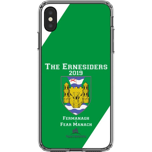 Fermanagh Retro - iPhone XS Max JIC Case Type B