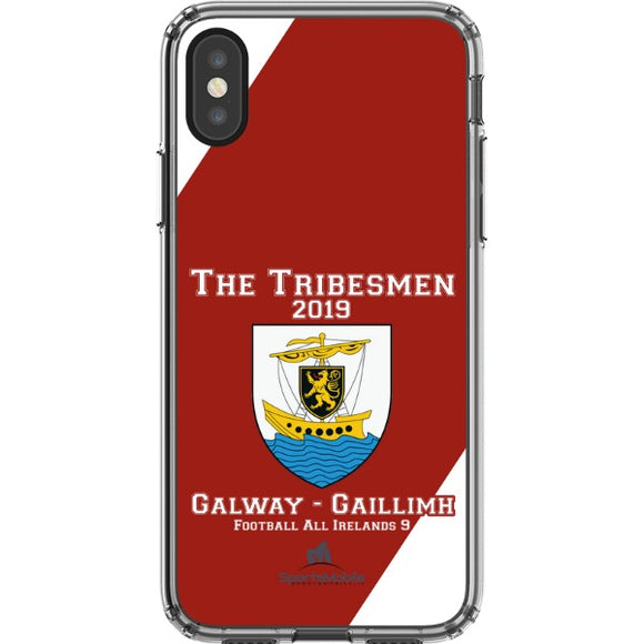 Galway Retro V2 - iPhone XS JIC Case Type B