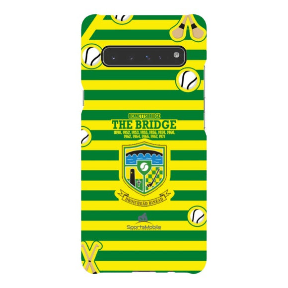 Bennettsbridge - Samsung Galaxy S10 5G Snap Case In Gloss