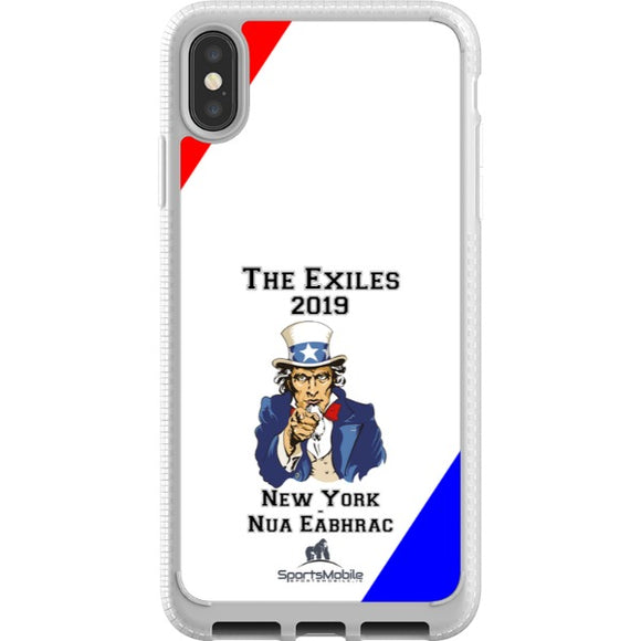 New York Retro - iPhone XS Max JIC Case Type A
