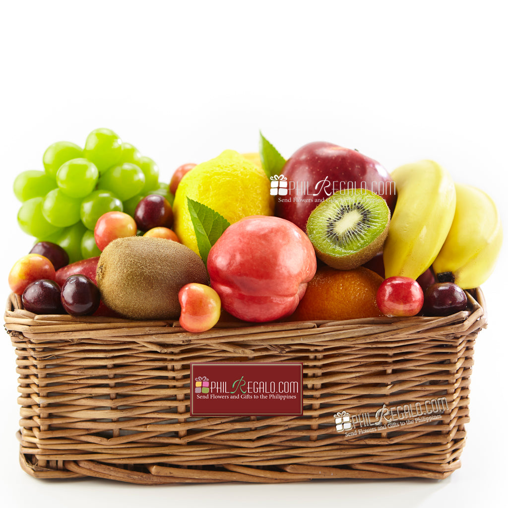 Fresh Fruit Basket Manila Delivery