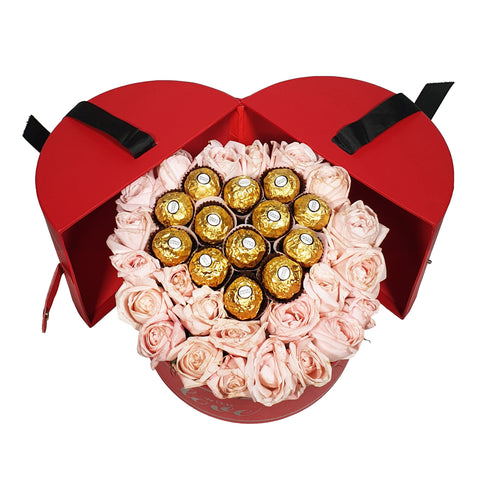 Chocolate Blushing Box