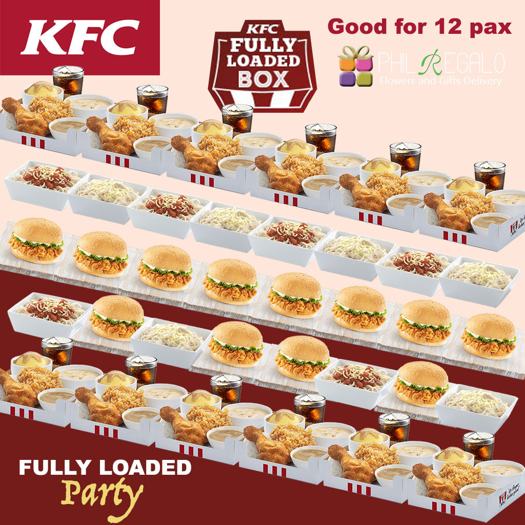 KFC Delicious Package for 12