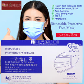 3 Ply Surgical Face Mask for COVID-19  FLU Protection - 3 Boxes