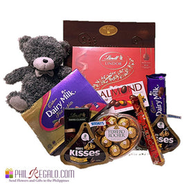 PhilRegalo Chocolate Surprise