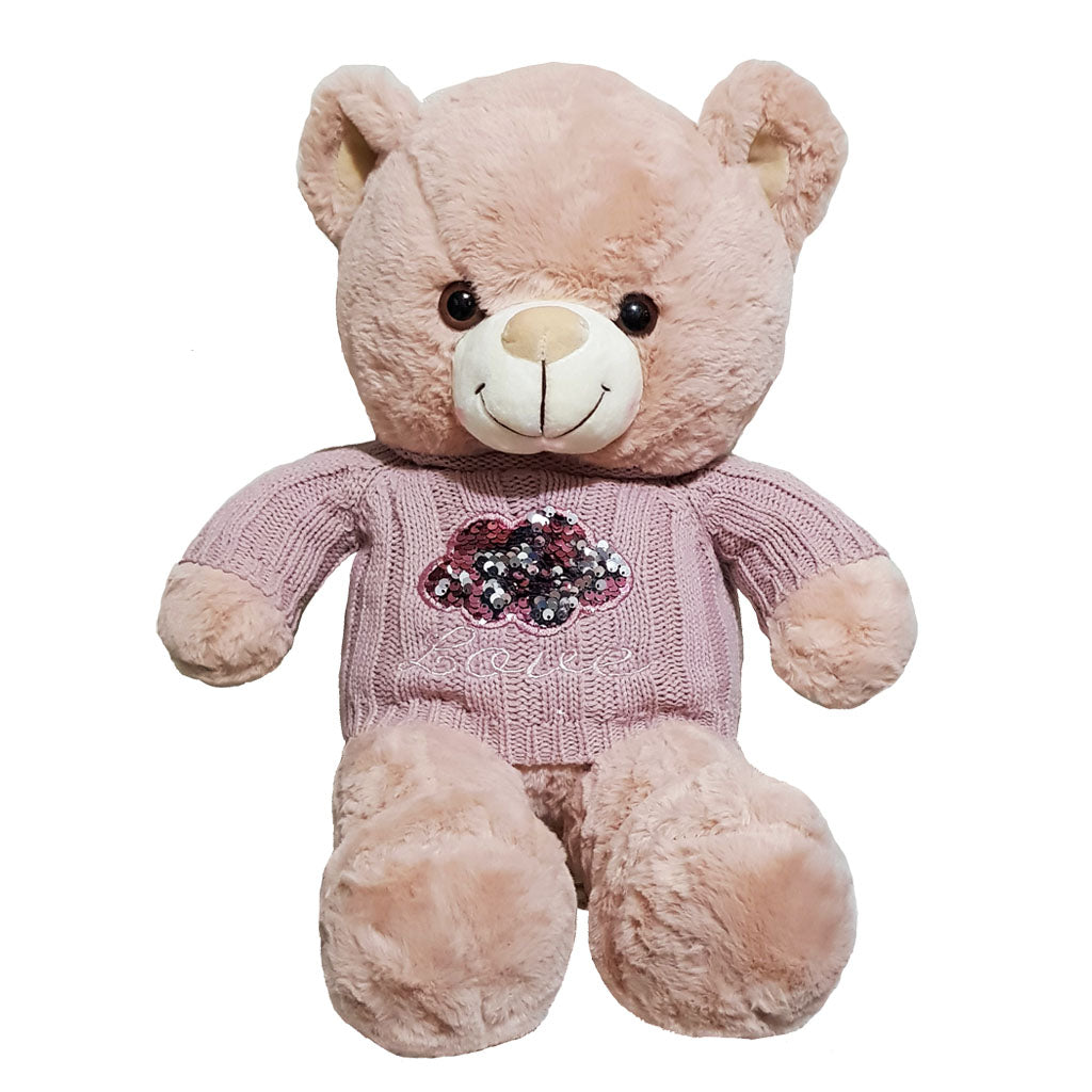 Lavender Berry Bear