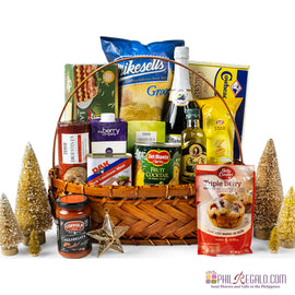 Special Holiday Gift Basket