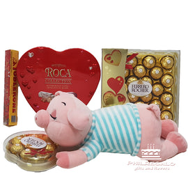 Sweet Thoughts Chocolate Set