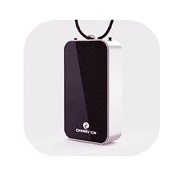 Cherry ion Personal Air Purifiers Black
