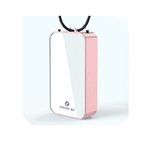 Cherry ion Personal Air Purifier Pink