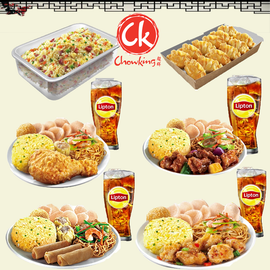 Chowking Fiesta Treat 4