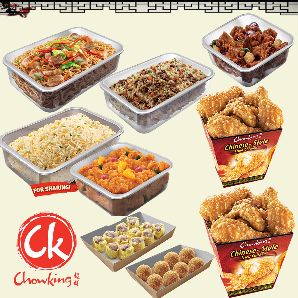 Chowking Fiesta Treat 8