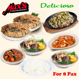 Max's Classic Combination for 8
