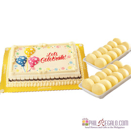 Goldilocks Celebration Backage