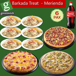 Greenwich Barkada Merienda Treat