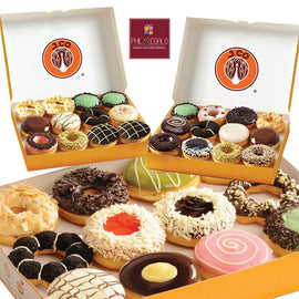 J.Co Assorted 4 DOZEN Donuts
