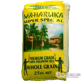 Maharlika Rice 2 Sacks 25Kg
