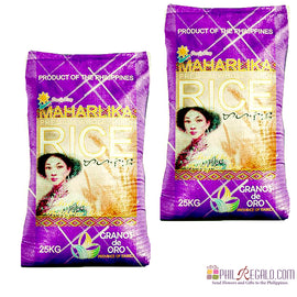 Maharlika Premium Rice 2 Sacks 25Kg