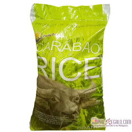Carabao Dinorado Rice 2 Sacks 25Kg