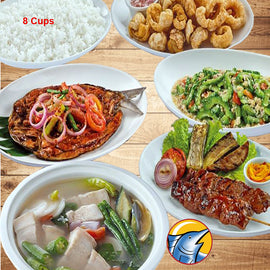 Gerry's Grill Fiesta Bundle Good for 8 Pax