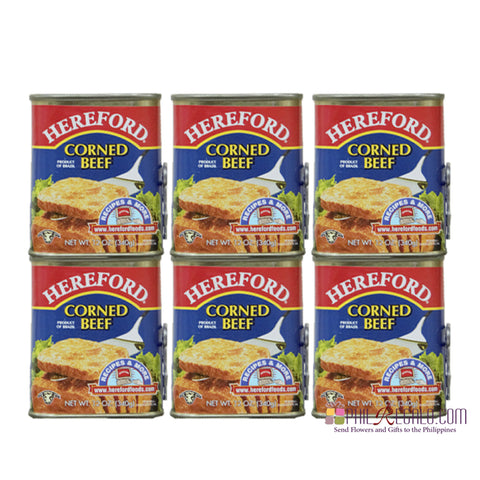Hereford Corned Beef Grocery Package