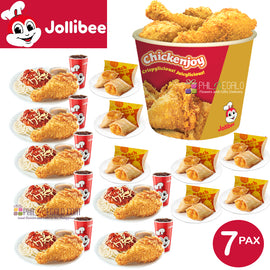 Jollibee Sarap Meal for 7